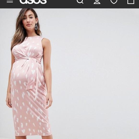 70921fa23 ASOS Maternity Dresses & Skirts - ASOS maternity dress size 6